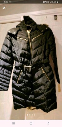 Micheal Kors authentic womens black jkt Mississauga, L5T 2C7