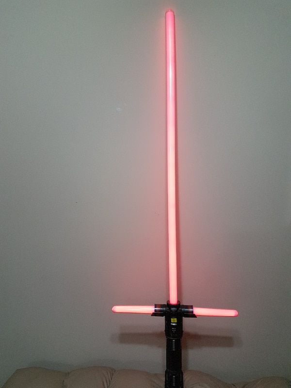 Star wars light saber metal handle 8e464af8-469d-4472-8abd-e07837ded49c