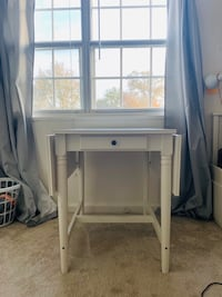 Adjustable size study desk. White. Falls Church, 22042