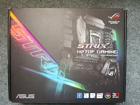 Asus Z270F Gaming Anakart İntel 1151 Pin