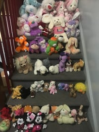 Stuffed animals  23 mi