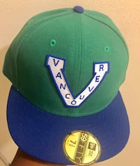 Vancouver Canucks  Fitted New era Hat Mississauga