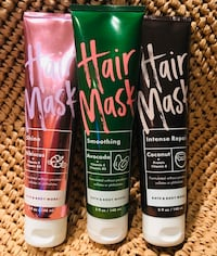 Brand new Bath and Body Works Hair Mask collection! Silver Spring, 20904