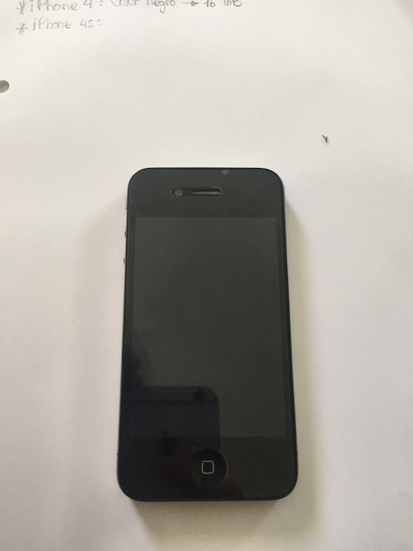 iPhone 4 de 16GB