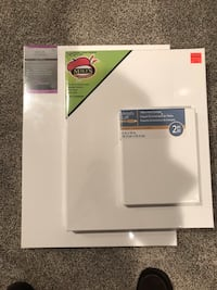 New Canvases (Various Sizes) Martinsburg, 25401