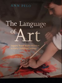 Language of art ECE 1st semester textbook Toronto, M2J 5A7