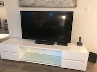 TV stand from Home Delight.  Burnaby, V5E