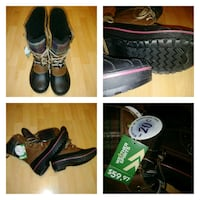 NEW with tags: womens size 7 winter boots weather spirits Regular $60  Edmonton, T6X 1J9