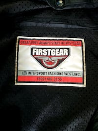 Motorcycle Leather Jacket - First Gear  Los Angeles, 91604