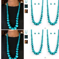 Beaded necklaces free matching earrings  Germantown, 20874