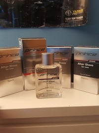 5 bottles of unopened unused aftershave Richmond, V7A 5A2