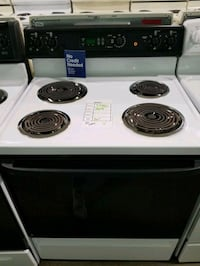 Ge electric coil top stove 30 inches Hauppauge