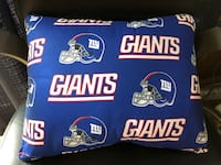 NY Giants handmade pillow  Alexandria, 22311