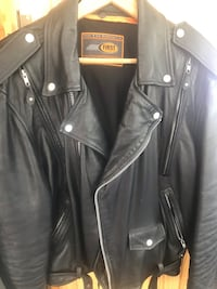 First Classics blank Motorcycle Jacket. Large/LX Hyattsville, 20785