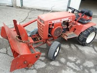 1973 Toro Wheel Horse with snow blower and plow Reynoldsburg