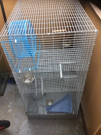 Used Metal cage Double doors Multiple levels Toronto, M9V 0A1
