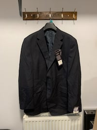 """Tailored suit jacket size chest 44"""" new with tags RRP £35 size XL Birmingham, B21 8EP"""
