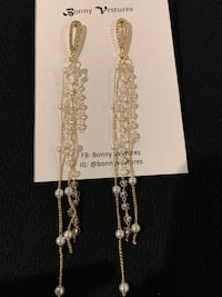 Fashion Dangling Earrings Catasauqua, 18032