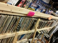 20,000 rock vinyl records 3 thousand rock cds Yorkville, 60560
