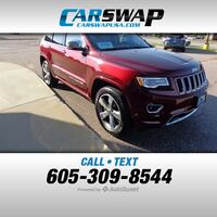 2016 Jeep Grand Cherokee Overland Sioux Falls