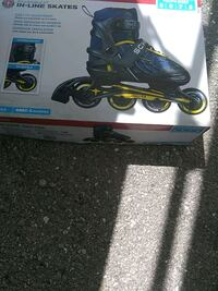 black and green inline skate Fort Myers, 33905