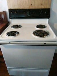 Hotpoint Electric Stove Clinton, 49236