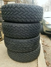 4fullset 275/65R18 general  Arlington, 22204