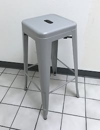 "New $23 each 30"" Tall Metal Bartools Dining Chair Indoor Outdoor Home Restaurant Cafe Bar Stool, 4 Colors South El Monte"