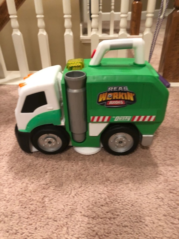 Used Dusty The Garbage Truck For Sale In Wake Forest Letgo