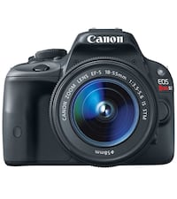 Canon EOS Rebel SL1 Digital Camera with Accessories