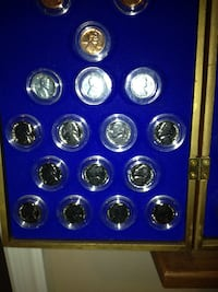 silver and gold coin collection Rockville, 20850