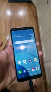 LG Q6 NEW without charger Toronto, M3M 2G7