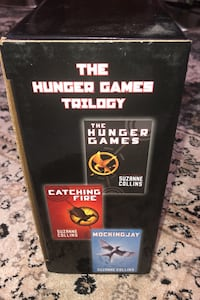 The Hunger Games Hardcover edition Oshawa, L1H 6X7