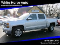 2015 Chevrolet Silverado 1500LTZ Warrenton, 20187