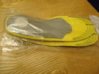 Pair of Padded Adjustable Sized Insoles Unisex New in Package Ottawa