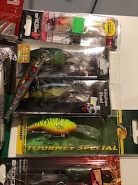 Brand new Fishing Lures