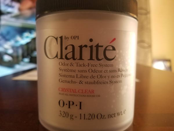 c0a5e71bafbfcf Used OPI ACRYLIC. CLARITE  for sale in null - letgo