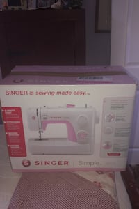 NEW Singer Sewing