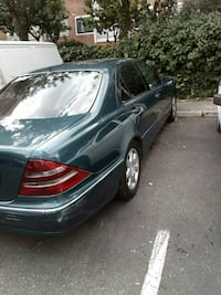 Mercedes - S - 2002 Madrid