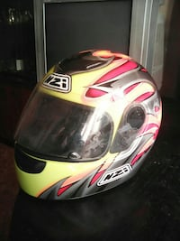 NZI casco de moto decorado Barcelona, 08002