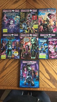 Monster High DVDs Woodbridge, 22192
