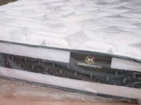 New Queen mattress luxury firm. Serta. Delivery 50 Edmonton, T6C 0J7