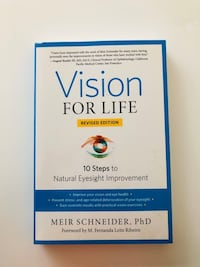 Vision for life book