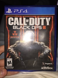 Call of duty black ops 3 ps4  St Catharines, L2T 1H2