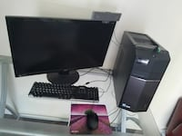 big desktop comes with everything used
