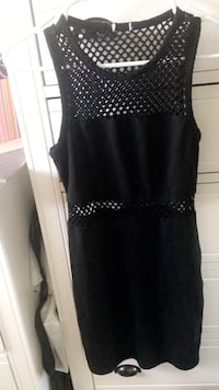 women's black sleeveless dress Edmonton, T5Y 2G2