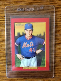 2005 Topps Turkey Red Tom Seaver insert card  Northport, 11768