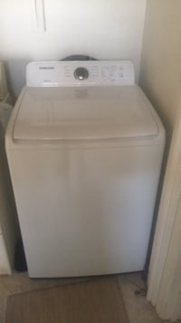 white top-load washing machine Riverbank, 95367