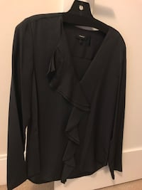 Theory 100% silk blouse size small Toronto, M4P 1R2
