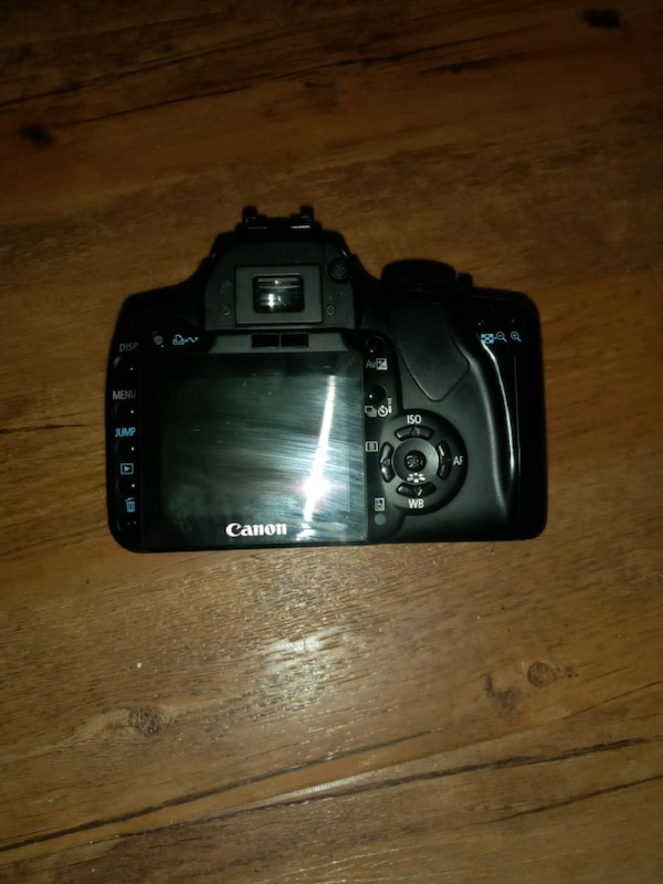 Rebel xti camera BODY ONLEY 9e5956c0-2cfc-41ae-9713-2f8bd751055b